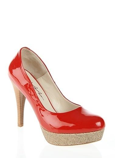 Ayakkabı Atölyesi Ayakkabı Kırmızı